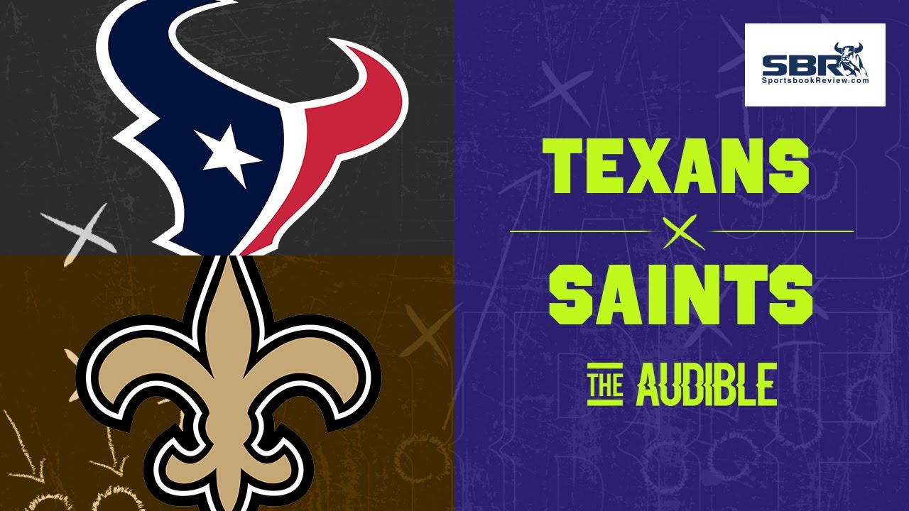 Monday Night Football: Saints Vs. Texans, Raiders vs. Broncos Week 1 Schedule, Odds And Picks