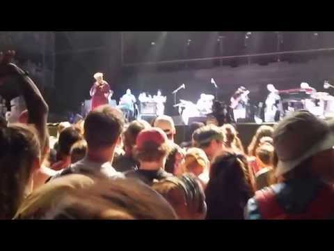 Alabama Shakes at Bonnaroo, 2015 @ The What Stage