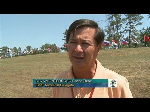Interview Mr. Carlos Silva Monterroso, ISSF TD - ISSF WC 2011, R & P, Fort Benning (USA)