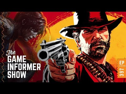 GI Show – Red Dead Redemption 2, Tomb Raider, God Of War Game Club
