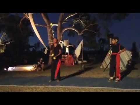 """""""Ninja Circus"""" at"""