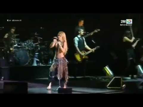Shakira-Ojos Asi Live in Morocco