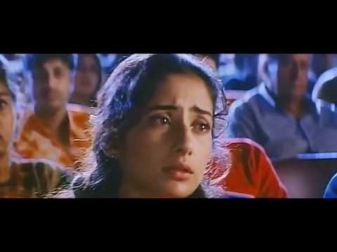 Chaaha Hai Tujhko - Mann- Manisha KoiralaAamir Khan (HD 720)