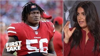 Doug Williams' comments on Reuben Foster are 'embarrassing' - Molly Qerim-Rose | First Take
