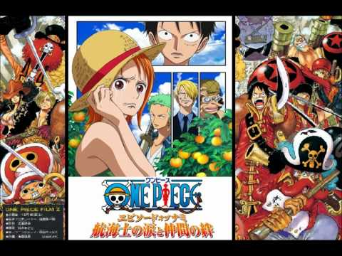 We Are One Piece Episode of Nami