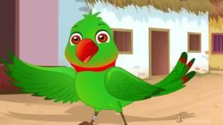 Two parrots | moral story cartoons For kids ||| दो तोतों | नैतिक कहानी कार्टून बच्चों के लिए |||