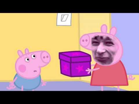 Свинка Пеппа -  John Cena (Монтаж)