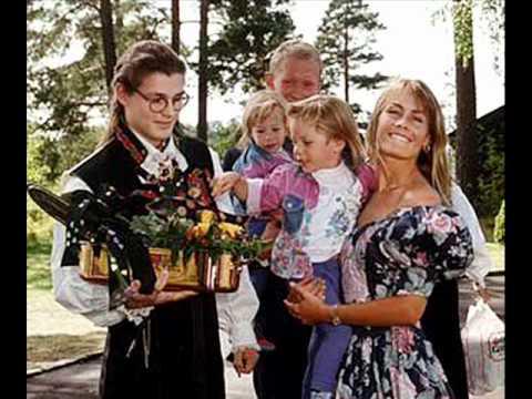 Morten  &  Camilla Harket