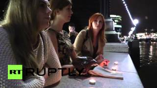 UK: Lights go out in London to commemorate WWI centenary