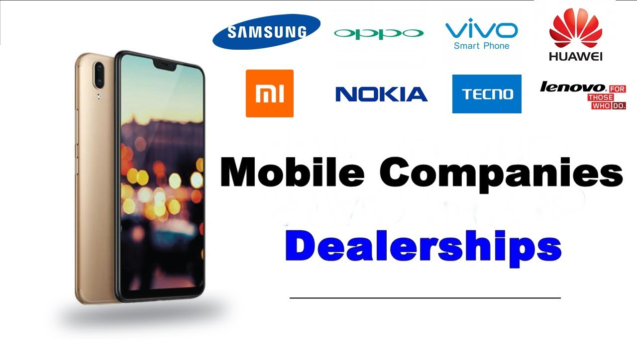 How to apply for mobile phone shop dealerships   Start new mobile shop business ???