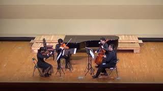 [Early Summer Concert] 01 ファゴットと弦楽のための四重奏より 第一楽章 / F.ダンツィ