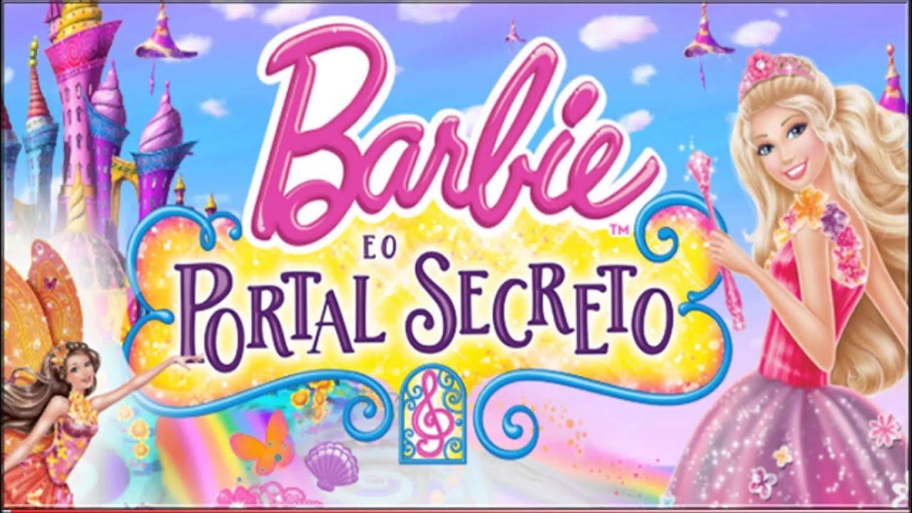 barbie o portal secreto filme completo hd youtube