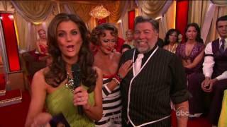 "Week 3 - Steve Wozniak - Dancing with the Stars ""The Samba & The Worm"" Dance 4 [HD]"