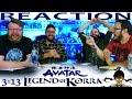 Legend of Korra 3x13 REACTION!!