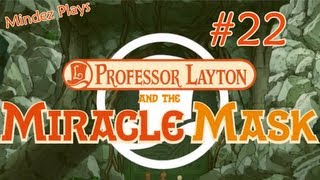 Professor Layton and the Miracle Mask - Part 22 - Crossed Connecions