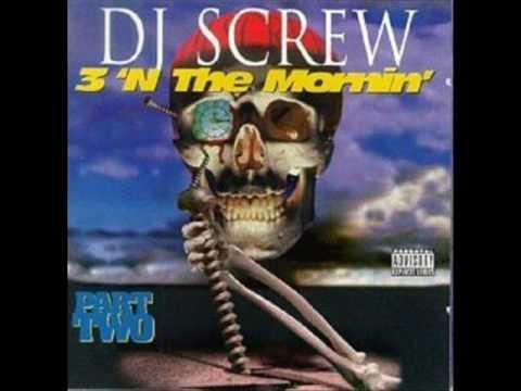 DJ Screw - 3 'N The Morning' pt.2(BLUE) - Track 13
