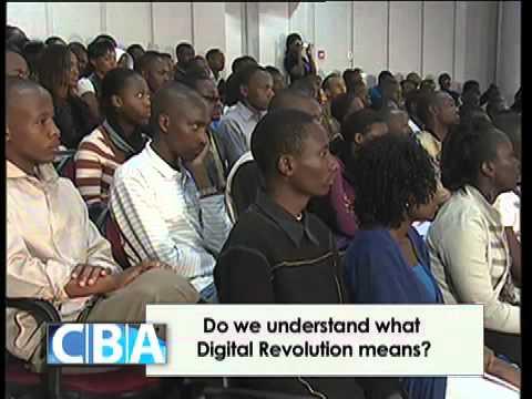 CBA - The Digital Revolution (Part 1)