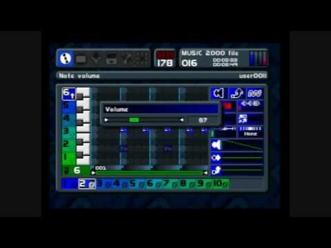 █ █▀ █▀█ - Playstation Jungle Sound - Music 2000