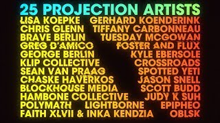 Blink 2019 - Projection Artists Announcement