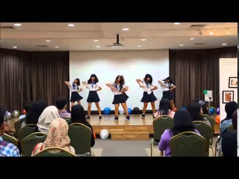 NewFL Dance cover [14/08/15] in KCC (Korean Culture Center)