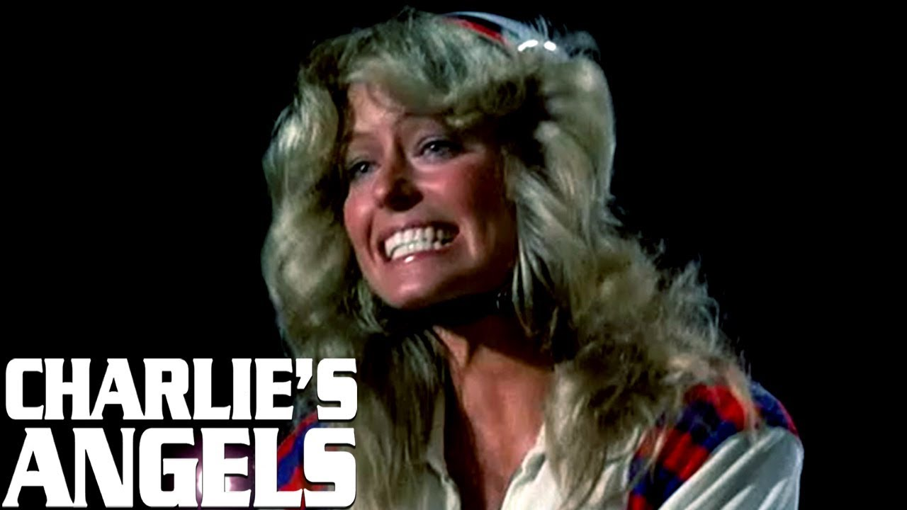 Jill Is A Roller Derby Star | Charlie's Angels