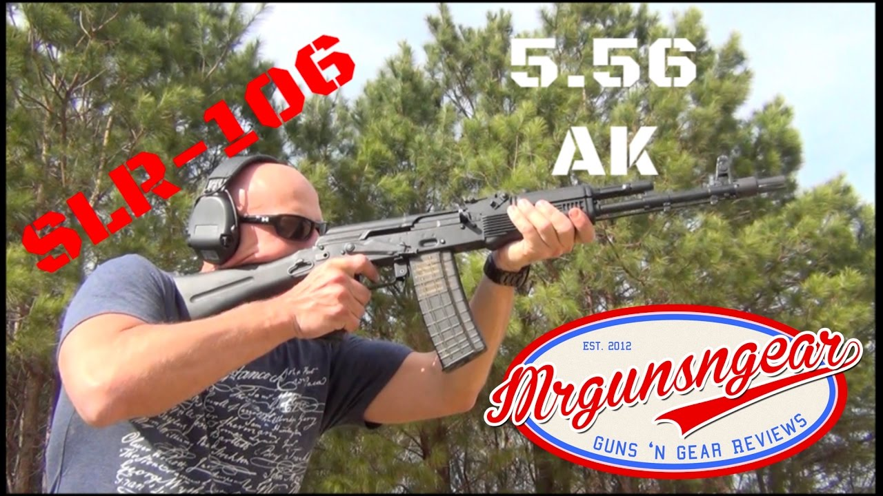 Arsenal SLR-106FR 5 56 AK Accuracy Test & Review (HD)