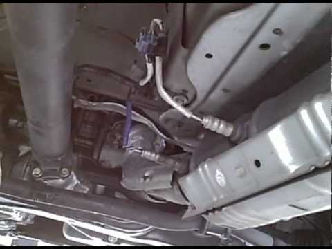 2003 Honda CRV oxygen sensor replacement  YouTube