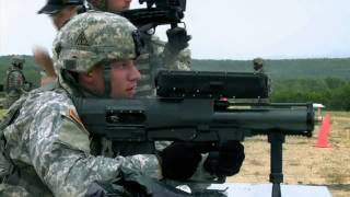 XM25 25mm Counter Defilade Target Engagement (CDTE) System AKA \