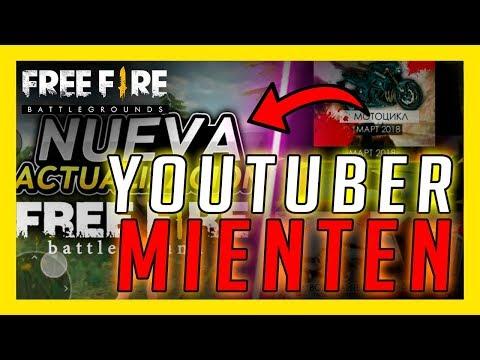 YOUTUBERS MIENTEN ACTUALIZACIÓN 28 DE FEBRERO - INFORMACIÓN OFICIAL FREE FIRE