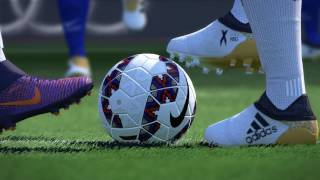 Gameplay PES 2017 PC 1080p 60 FPS Patch All License + Graphics Very High (GL552VX)