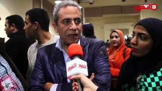 وزير الرياضة يكرم ليلى علوي وصبري فواز عن مشروع «نوافذ» (اتفرج)