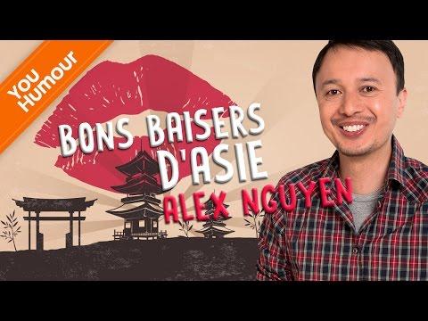 ALEX NGUYEN  - Bons baisers d'Asie