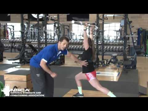 Bridge: Olympic Lifting Alternatives, with Dr. Andy Galpin   NSCA.com