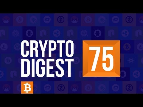 CD# 75. Asia to be the next crypto hub. BofA Files a New Blockchain Patent