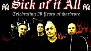 Watch Sick Of It All Consume video