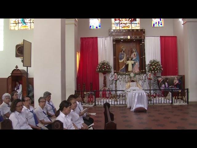 SANTA EUCARISTÍA SOLEMNIDAD DE CORPUS CHRISTI