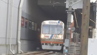静岡鉄道1000形1006号 「乗務員訓練列車」新静岡駅発車‼️