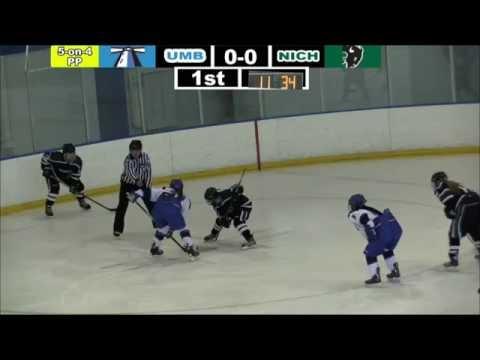 UMass Boston Women's Hockey vs. Nichols College (2/6/15) Webcast