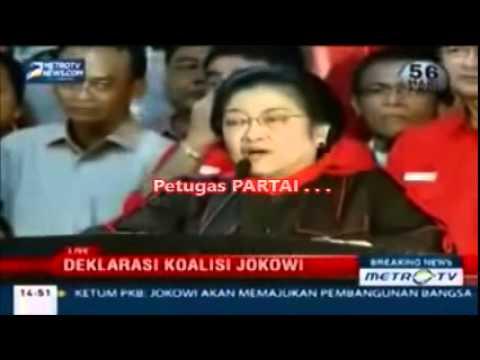 Jokowi Boneka Partai Atau Petugas Partai ?