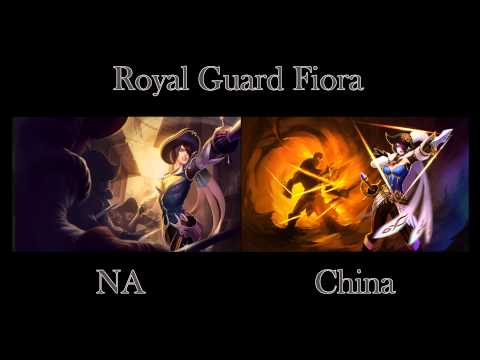 Top League of Legends Chinese Splash Arts + Chinese Voices