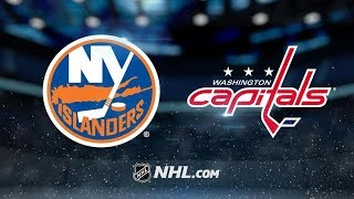 Washington Capitals vs New York Islanders | Nov.26, 2018 | Game Highlights | NHL 2018/19 | Обзор