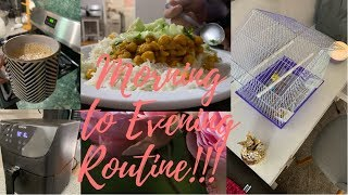 My Morning to Evening Routine when I'm not Catering!! Recipes, Day in the Life