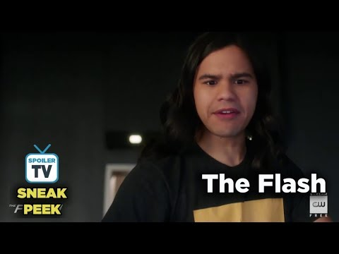 The Flash 5x10 Promo