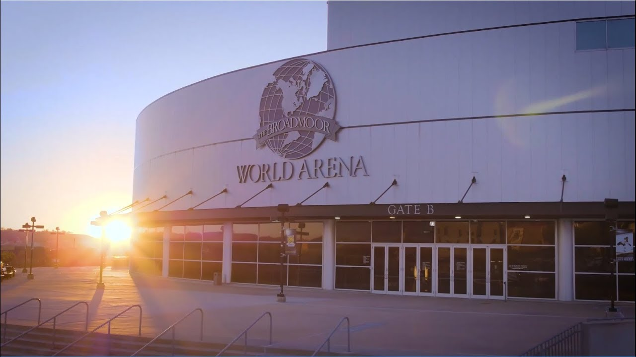 Broadmoor World Arena 20th Anniversary