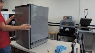 Custom mini fridge wrap Rm wraps Rm wraps