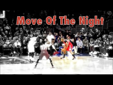 Al Horford Jab & Rip Series Post Face-Up Jumper Move-Of-The-Night #76 | Dre Baldwin
