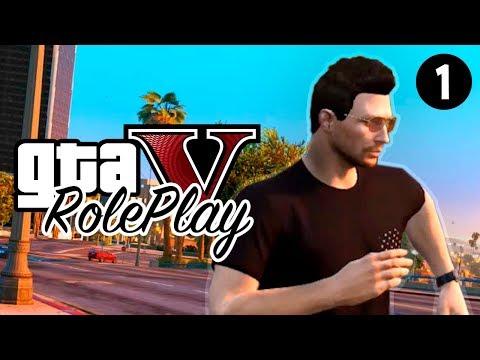 GTA V Roleplay DESPISTAOS #1 - NUEVA VIDA EN LA CIUDAD - Rol en vivo por voz