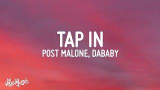 Saweetie - Tap In (Lyrics) ft. Post Malone, DaBaby & Jack Harlow