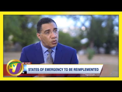 SOEs to be Reimplemented in Jamaica | TVJ News