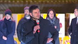 Alessandro Di Battista - Piazza del Popolo (INTEGRALE) 2/3/2018